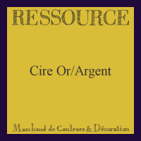 Cire Or/Argent