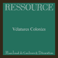 Vélatures Colorées