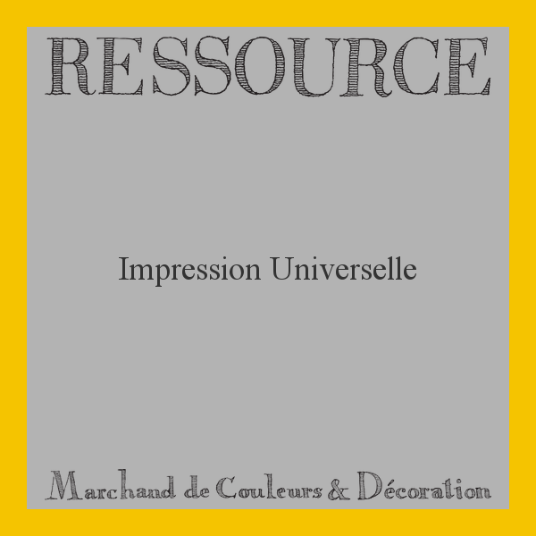 Impression Universelle